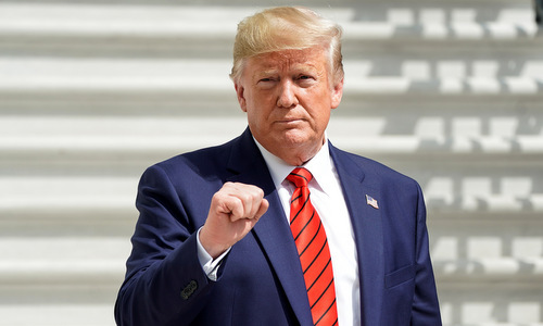 Nhà Trắng bị nghi che đậy cuộc điện đàm của Trump