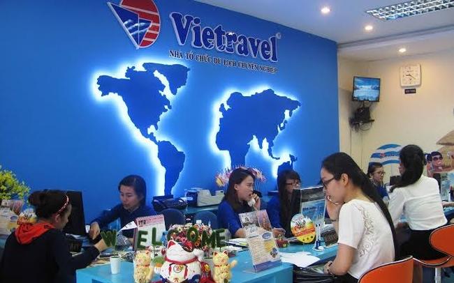 Cổ phiếu Vietravel tăng trần, khớp lệnh 1.300 cổ phiếu trong phiên chào sàn