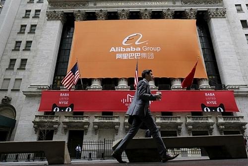 Cổ phiếu công ty Trung Quốc tại Mỹ đỏ lửa