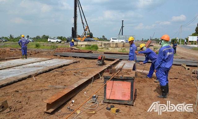 Khó khăn được tháo gỡ, CII kỳ vọng hoàn thành BOT Trung Lương - Mỹ Thuận cuối 2020