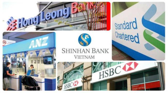 Ngân hàng nước ngoài nào sở hữu mạng lưới lớn nhất tại Việt Nam?