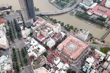 'Phố Wall' Sài Gòn xưa và nay