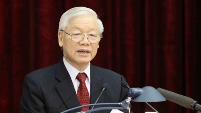 Tổng Bí thư Nguyễn Phú Trọng ký ban hành nghị quyết về Cách mạng 4.0