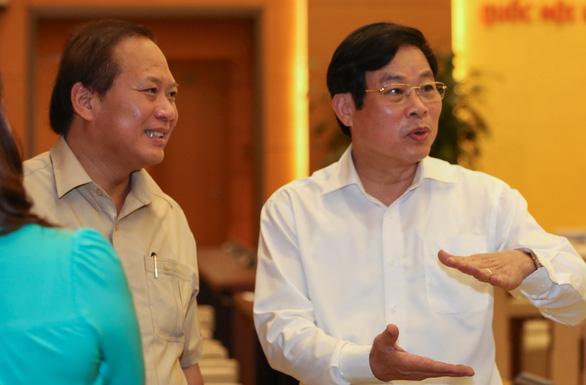 Đề nghị khai trừ Đảng ông Trương Minh Tuấn, Nguyễn Bắc Son
