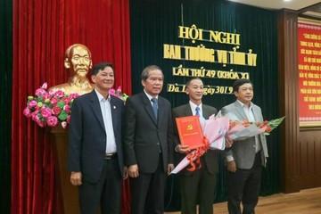 Bổ nhiệm Phó Bí thư Tỉnh ủy Lâm Đồng