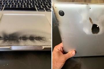 Khách nước ngoài kẹt lại Việt Nam vì mang theo MacBook Pro 15 inch