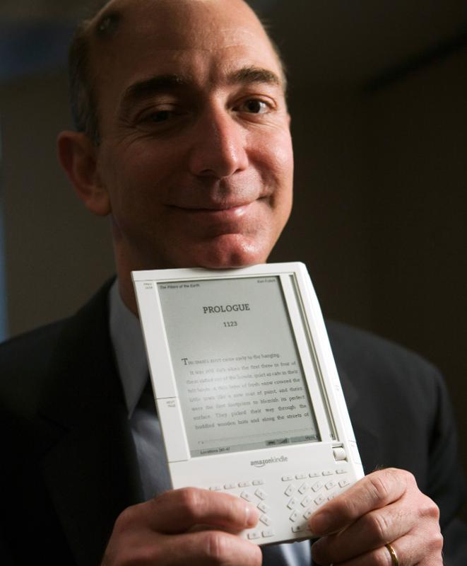 jeff bezos - 6 1569997790 - Tài sản của tỷ phú giàu nhất thế giới Jeff Bezos thay đổi thế nào qua từng năm?