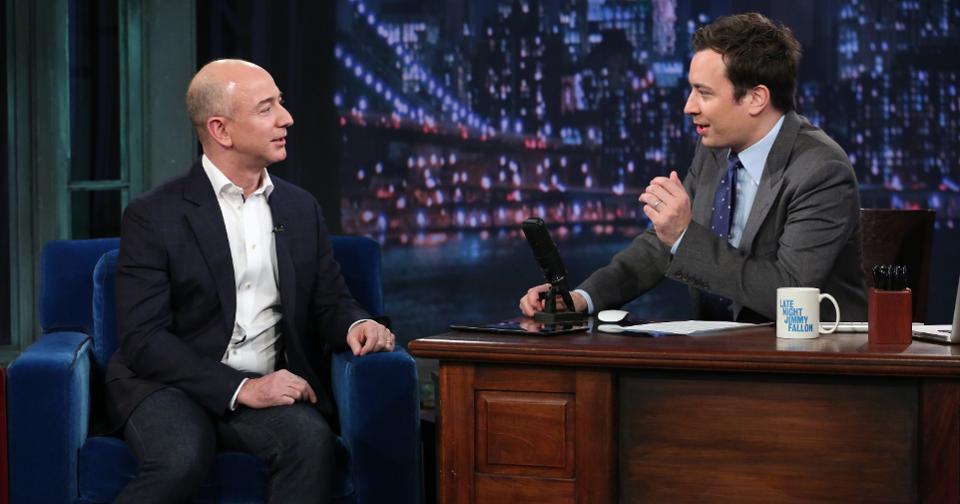 jeff bezos - 8 1569997791 - Tài sản của tỷ phú giàu nhất thế giới Jeff Bezos thay đổi thế nào qua từng năm?