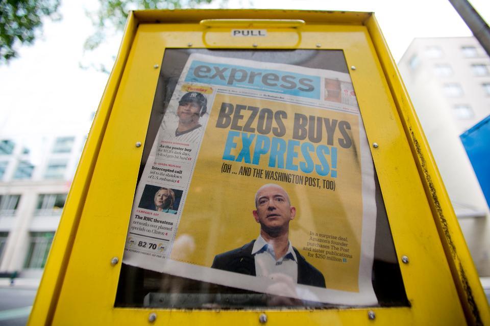 jeff bezos - 9 1569997791 - Tài sản của tỷ phú giàu nhất thế giới Jeff Bezos thay đổi thế nào qua từng năm?