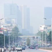 'Thông tin trên các trang mạng về chất lượng không khí chỉ mang tính chất tham khảo'