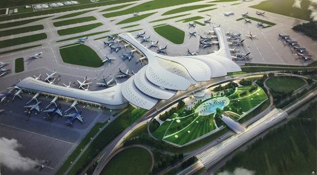 Sau GPMB, hơn 2.400 ha đất 'nhàn rỗi' sân bay Long Thành sẽ được cho thuê