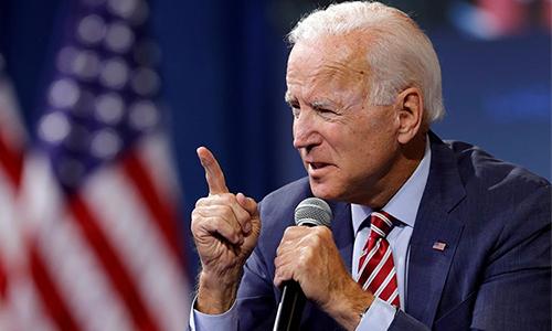 Biden: Trump 'không thể hủy diệt được tôi'