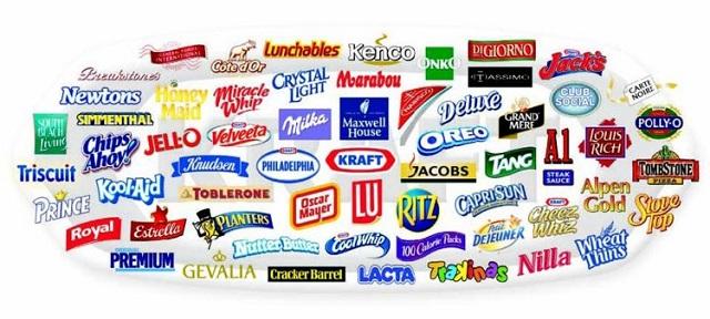 unilever, pepsico, coca-cola,anheuser-busch inbev,procter & gamble - kraft brands png 5262 1570118409 - Doanh nghiệp nào sở hữu nhiều thương hiệu nổi tiếng nhất thế giới?