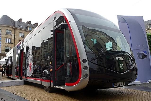 Hà Nội sẽ sử dụng xe bus điện từ 2021