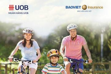 Bảo hiểm Bảo Việt hợp tác cùng ngân hàng UOB Việt Nam triển khai bancassusrance