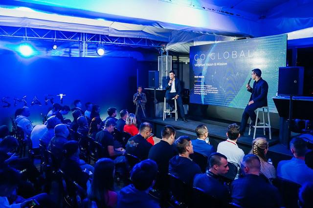 VinSmart ra mắt 4 mẫu điện thoại mới tại Nga