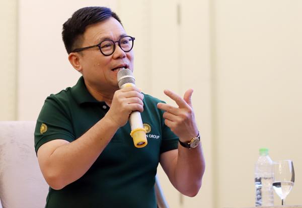 Ông Nguyễn Duy Hưng, Chủ tịch HĐQT PAN Group.