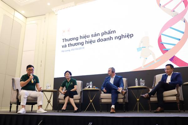 NDH Talk 10: Làm thương hiệu không phải chỉ có quảng cáo