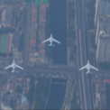 """<p class=""""Normal""""> Các máy bay ném bom hạng nặng H-6 và các máy bay tiếp liệu của quân đội Trung Quốc được triển khai tham gia duyệt binh. Ảnh: <em>SCMP.</em></p>"""
