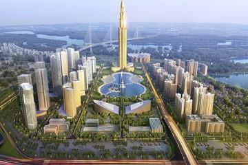 Động thổ dự án thành phố thông minh 4,2 tỷ USD ở Đông Anh, Hà Nội
