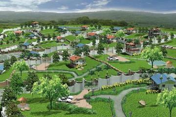 Hòa Bình tái khởi động khu đô thị nghỉ dưỡng 98 ha