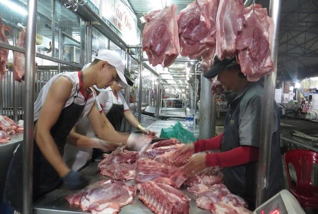 Giá lợn hơi tăng hơn 10.000 đồng/kg