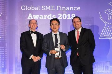 IFC bình chọn VPBank là một trong 3 ngân hàng có dịch vụ dành cho SME tốt nhất châu Á