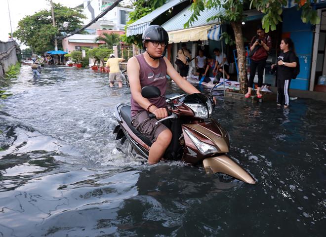 Hệ lụy từ biến đổi khí hậu