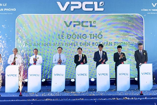 Động thổ nhà máy nhiệt điện 2,58 tỷ USD của Sumitomo tại Khánh Hoà
