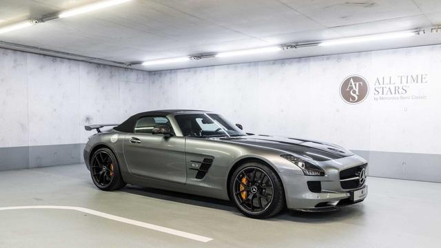 Xe cổ hàng hiếm của Mercedes-Benz rao giá tiền tỷ - Ảnh 4.