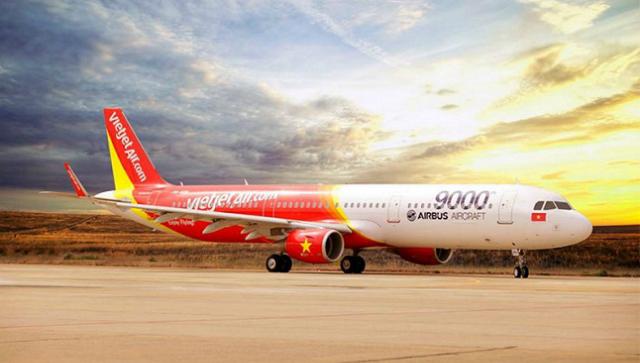 Vietjet dự kiến mở thêm hơn 20 đường bay quốc tế, chuyên chở gần 28 triệu lượt khách, tăng 20% so với năm trước.