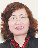 Bà Vũ Thị Chân Phương