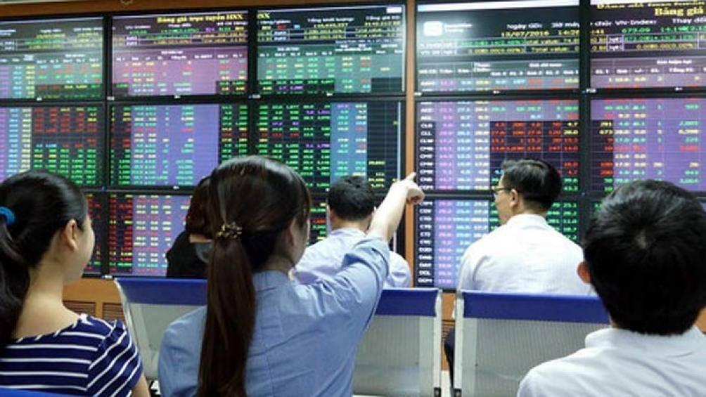 Chứng khoán ngày 9/10: VN-Index đảo chiều giảm điểm cuối phiên