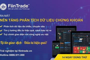 Ra mắt FiinTrade - Nền tảng phân tích dữ liệu chứng khoán tại Việt Nam