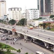 Hà Nội chi 560 tỷ đồng xây cầu vượt Hoàng Quốc Việt - Nguyễn Văn Huyên