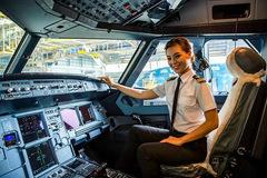 Vietnam Airlines tăng lương cho phi công