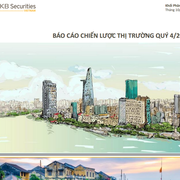 KBSV: Triển vọng thị trường chứng khoán Việt Nam quý IV/2019