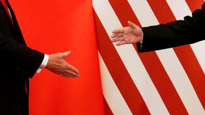 Bloomberg: Mỹ cân nhắc triển khai hiệp ước tiền tệ với Trung Quốc