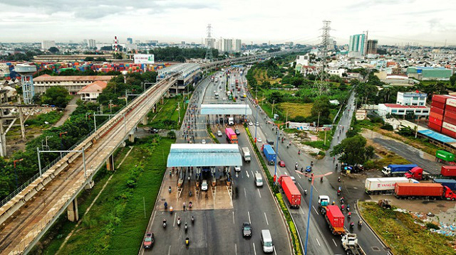 Tháo gỡ vốn vay tuyến metro Bến Thành - Suối Tiên