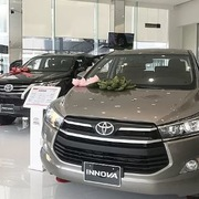 Thị trường ôtô Việt Nam giảm giá trên diện rộng