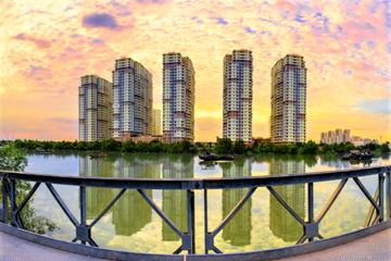 Cận cảnh chung cư tại TP HCM được bán phát mại giá từ 15 triệu đồng/m2