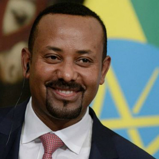 Thủ tướng Ethiopia nhận Nobel Hòa bình 2019