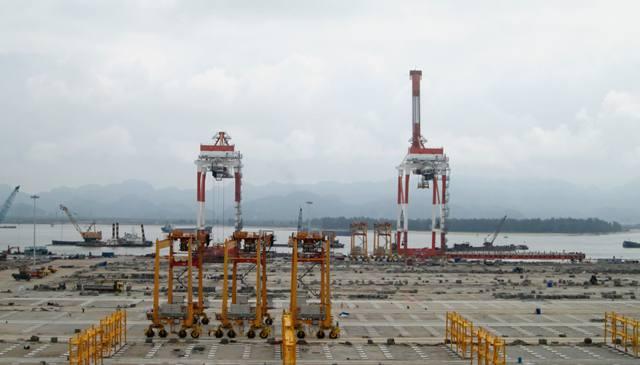 Cảng Hải Phòng sẽ đầu tư 2 bến tại Lạch Huyện gần 7.000 tỷ đồng