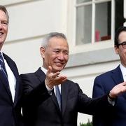 Trump: Đàm phán thương mại Mỹ - Trung 'nồng ấm hơn trước'