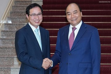 Đại diện Samsung đề nghị Bắc Ninh tạo thuận lợi để có điều kiện mở rộng đầu tư