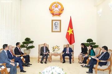 Nhà đầu tư nước ngoài sẵn sàng hợp tác phát triển khí gas hoá lỏng ở Việt Nam
