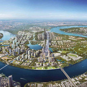 TP HCM thẩm định phê duyệt quy hoạch 1/500 để bán đấu giá 12 lô đất Khu đô thị mới Thủ Thiêm
