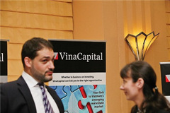 VinaCapital: Cổ phiếu vốn hóa lớn đang trở nên đắt đỏ