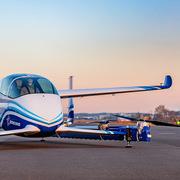 Boeing và Porsche tuyên bố hợp tác chế tạo xe bay chạy bằng điện