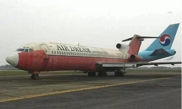 Máy bay bỏ lại ở Nội Bài được định giá 1,7 tỷ đồng
